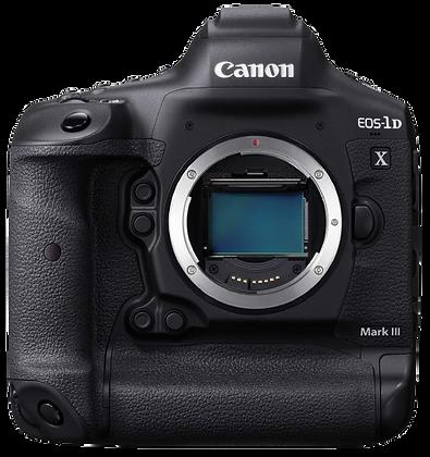 Canon 1DX Mark III Body