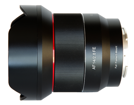 Samyang 14mm F/2.8 AF Lens for Sony