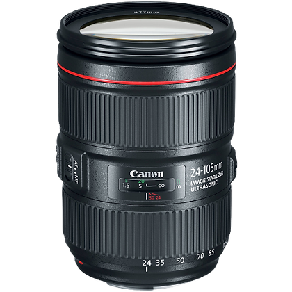 Canon 24-105mm F/4 IS II EF Lens