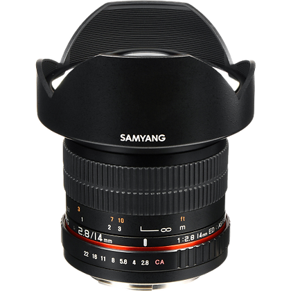 Samyang 14mm F/2.8 MF Lens for Canon EF