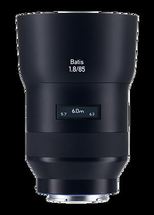 Batis 85mm F/1.8 Lens for Sony