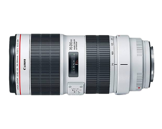 Canon 70-200mm F/2.8 IS III EF Lens