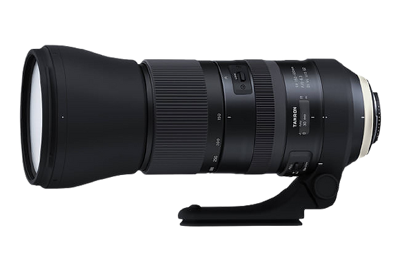 Tamron 150-600mm F/5-6.3 G2 Lens for Canon EF