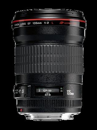 Canon 135mm F/2 EF Lens