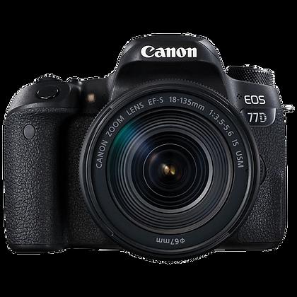 Canon 77D Combo