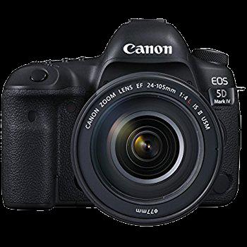 Canon 5D Mark IV Combo