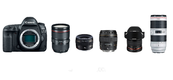 Canon 5D Mark IV Full Kit