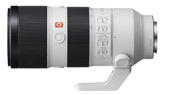 Sony 70-200mm F/2.8 GM Lens