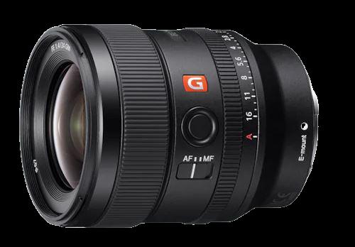 Sony 24mm F/1.4 GM Lens