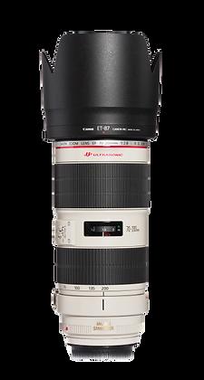 Canon 70-200mm F/2.8 IS II EF Lens