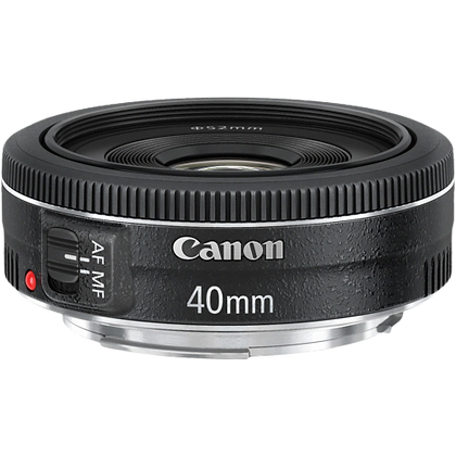 Canon 40mm F/2.8 EF Lens