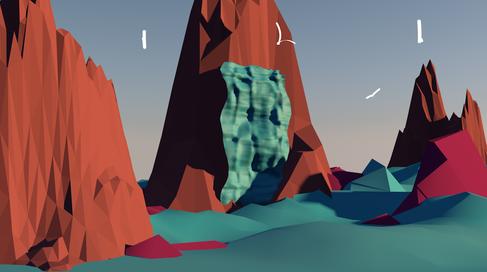 3D Landschap