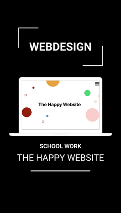 The Happy Website