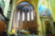 Abside de la cathédrale