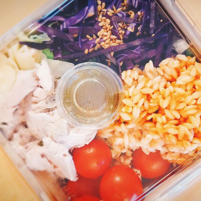 box salade