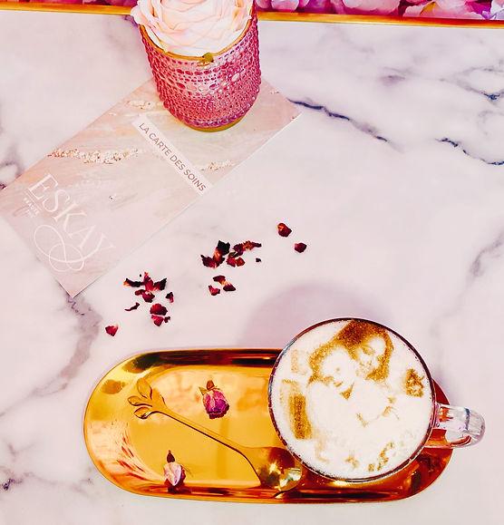 café personnalisé salon de thé onlges annecy