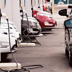 Expansion of EV Charging Network for Long-Distance Trips