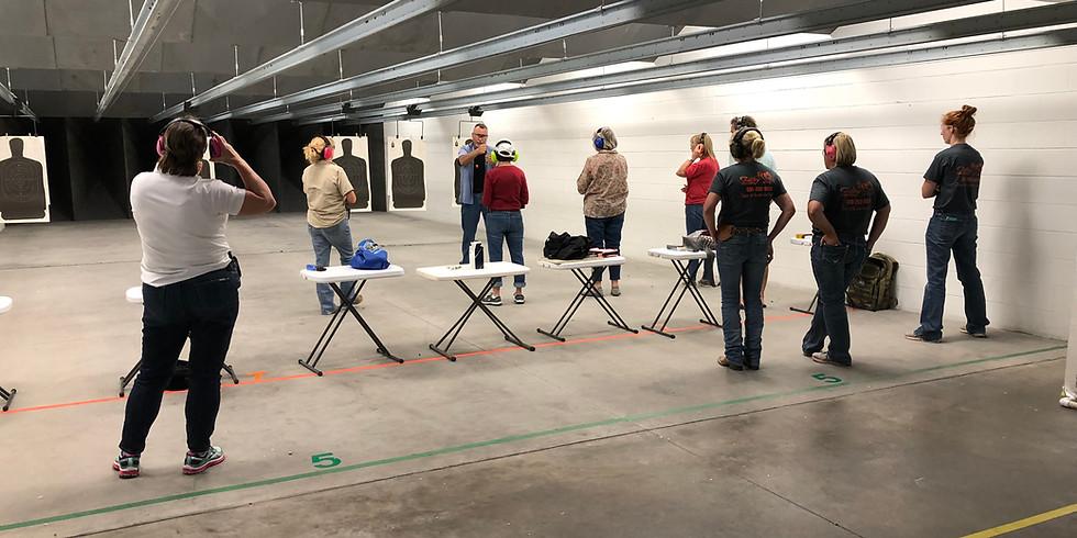 Ladies Self Defense Pistol Class