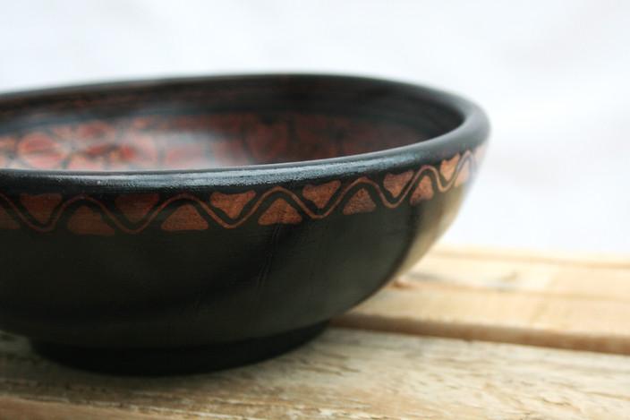 Vintage Indian Bowl