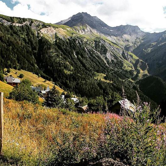 French Alps - Villard Reymond