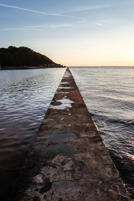 15. Sunset at Marine Lake
