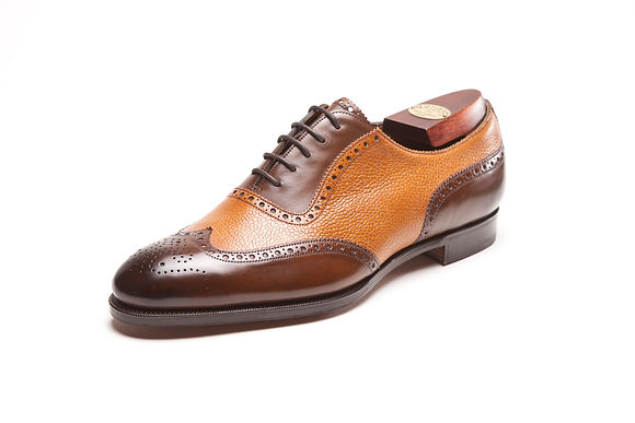 Foster and Son, Foster and Son Shoes, Adelaide Oxfords, Spectator Shoes, Two Tone Shoes, Foster & Son, The Penny Yard