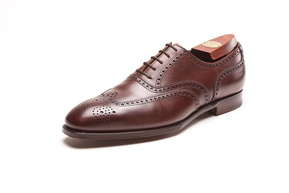 Foster and Son, Foster and Son Shoes, Oxford Shoes, Full Brogue, Foster & Son, The Penny Yard