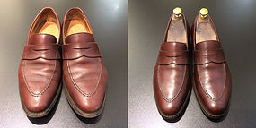 crockett and jones москва, crockett and jones купить, crockett and jones, Crockett & Jones, The Penny Yard, Penny Yard, Пенни Ярд, лоферы, пенни лоферы