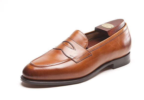 Foster and Son, Foster and Son Shoes, Loafer, Penny Loafer, Foster & Son, The Penny Yard