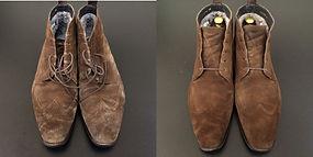 Santoni, Santoni купить, Santoni ремонт, The Penny Yard, Penny Yard, Пенни Ярд, чистка замши, химчистка замши, чистка замшевой обуви, чистка обуви из замши