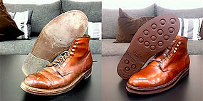 Alden, Alden Москва, Alden обувь, Alden уход, Aden купить, The Penny Yard, Penny Yard, Пенни Ярд, замена подошвы, ремонт обуви, ремонт обуви Москва, ремонт обуви Маяковская