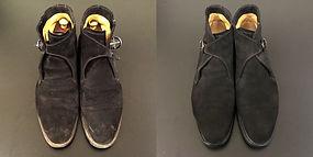 The Penny Yard, Penny Yard, Пенни Ярд, Ludwig Reiter, Ludwig Reiter обувь, Ludwig Reiter Москва, Ludwig Reiter уход, чистка обуви, чистка замши, чистка замшевой обуви