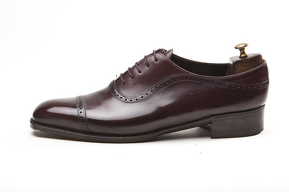 Foster and Son, Foster and Son Shoes, Adelaide Oxford, Oxford Shoes, Foster & Son, Bespoke Shoes, The Penny Yard