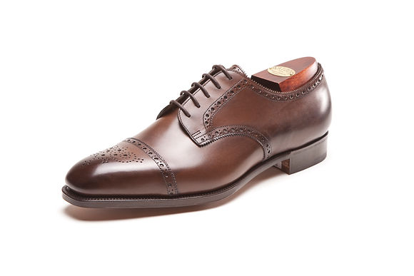 Foster and Son, Foster and Son Shoes, Derby Shoes, Brogue Shoes, Foster & Son, The Penny Yard