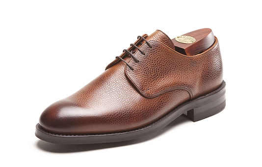 Foster and Son, Foster and Son Shoes, Derby Shoes, Full Grain, Grain Leather, Foster & Son, The Penny Yard