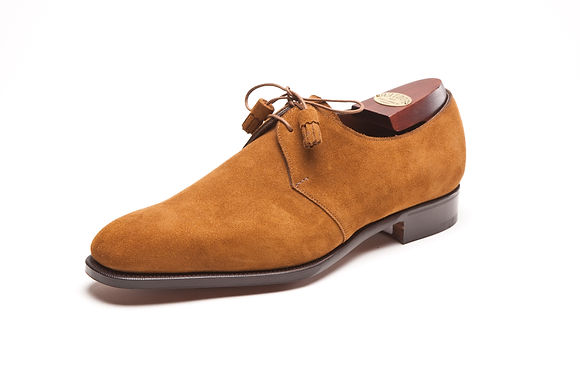 Foster and Son, Foster and Son Shoes, Derby Shoes, Suede Shoes, Suede Derby, Foster & Son, The Penny Yard