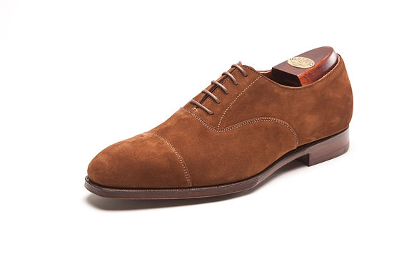 Foster and Son, Foster and Son Shoes, Suede Oxford, Foster & Son, The Penny Yard