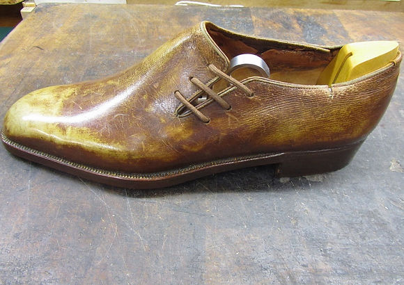 Foster & Son, Side Lace Oxfords, Oxford Shoes, Bespoke Shoes
