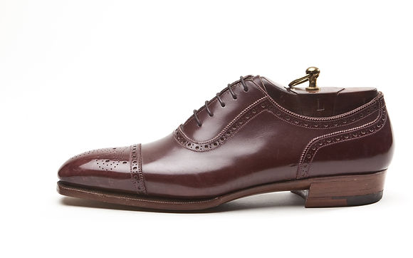 Foster and Son, Oxford Shoes, Foster and Son, Foster and Son Shoes, Foster & Son, Bespoke Shoes, The Penny Yard