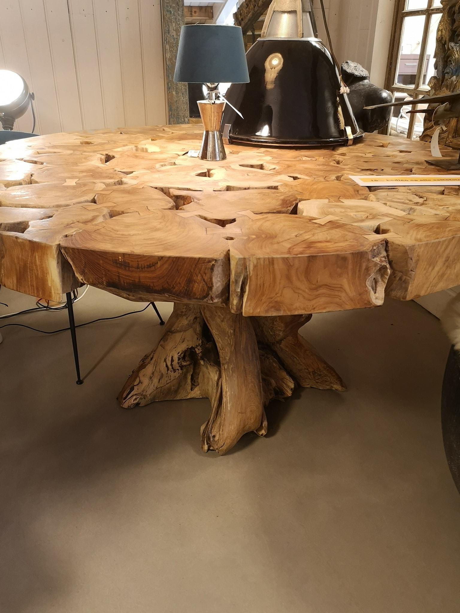 Unieke tafel