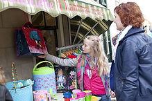 Winkelen op Texel