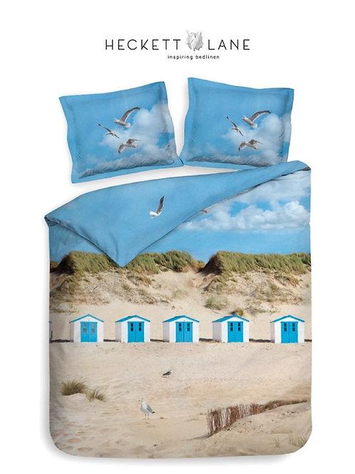 Bettbezug Texelse strand mit Reißverschluss