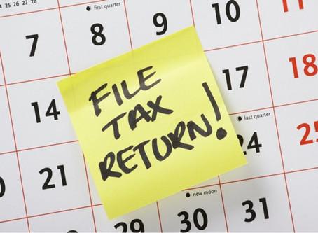 IRS confirms tax filing season to begin January 28th