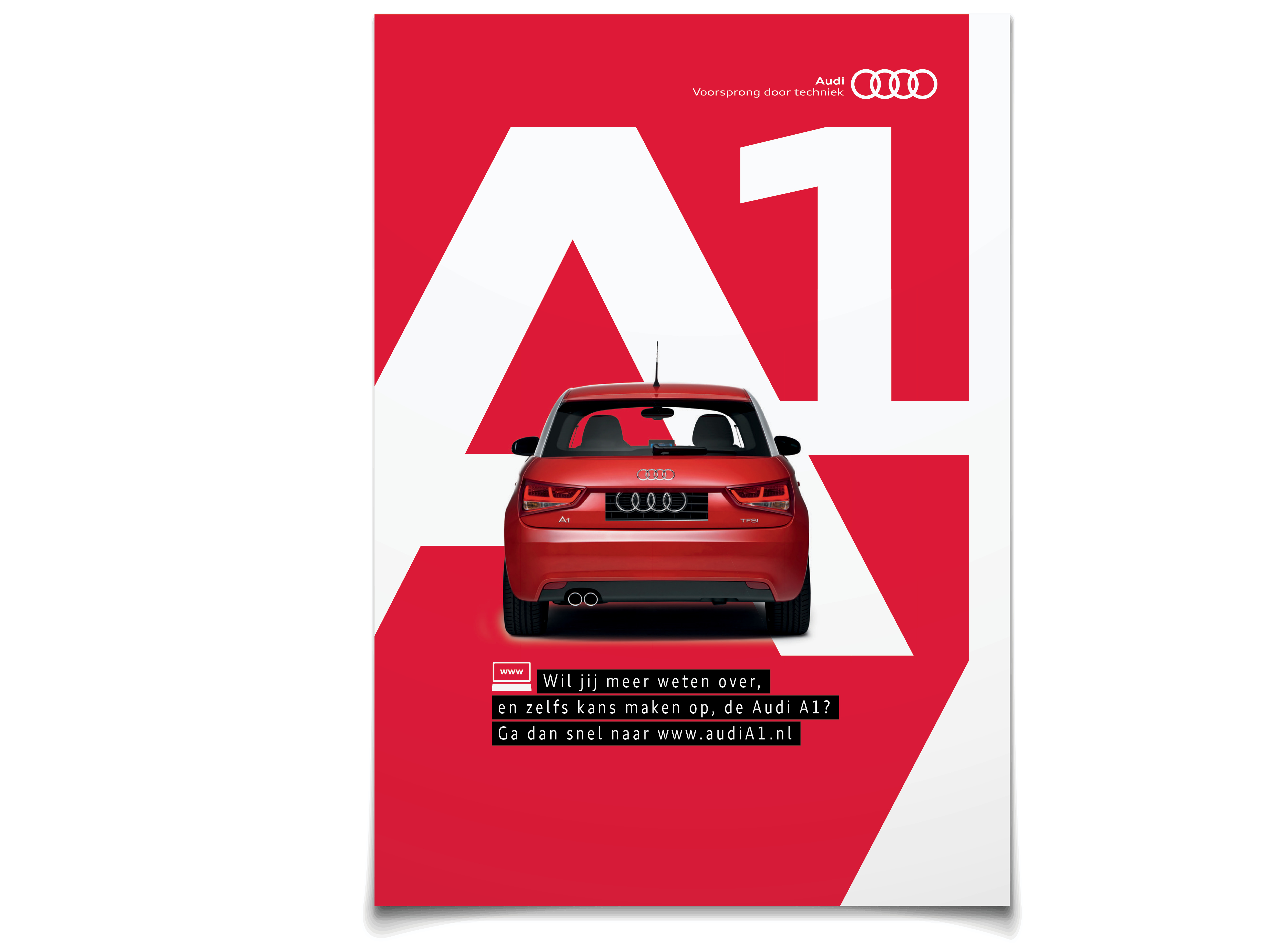 AUDI The next big thing 12/12