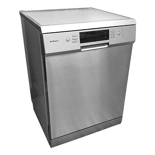 15 Place Stainless Steel Dishwasher - 600mm