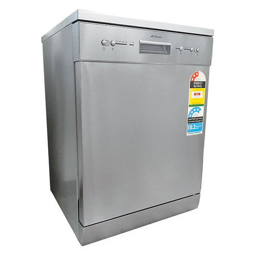 12 Place Stainless Steel Dishwasher - 600mm