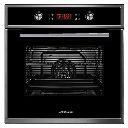 Premium 9 Function Fan Forced Electric Oven - 600mm