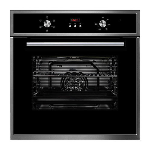 5 Function Fan Forced Electric Oven - Digital Timer - 600mm
