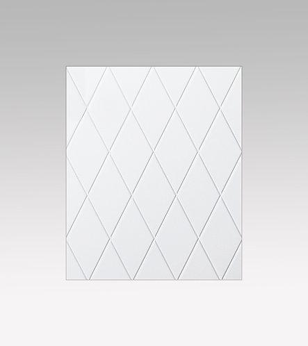 Diamond Kitchen Door
