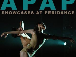 APAP: PERIDANCE CAPEZIO CENTER, NYC